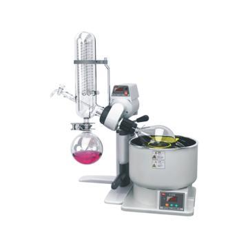旋转蒸发仪,温控范围:常温-100℃,转速:10-180rpm,R-1001-VN