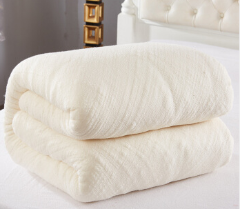 被芯,材质纯新棉花,5斤重 150*200cm 适用1.2米床(含40*40包布和包装袋)
