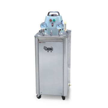 真空泵,SHB-B88,循环水式,流量:80L/min,最大真空度:0.098MPa,容积:40L