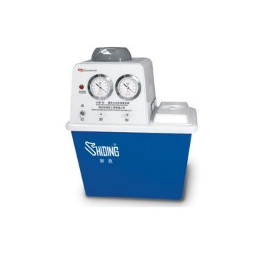 真空泵,SHB-III,台式循环水式,流量:80L/min,最大真空度:0.098MPa,容积:15L