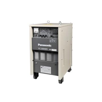 松下YC-300WX4,IGBT控制交、直流脈沖TIG弧焊電源