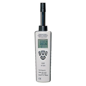 华盛昌/CEM DT-321S专业型温湿度测量仪,