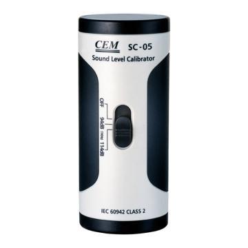 华盛昌/CEM 噪音校准仪,用于校正噪音计,SC-05(厂家停产升级,下单前需咨询确认)