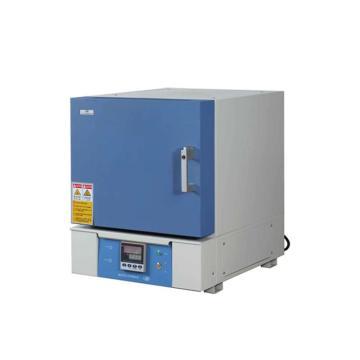 一恒箱式电阻炉,可程式,耐火砖炉膛,炉膛尺寸:250*400*160mm,SX2-10-12NP