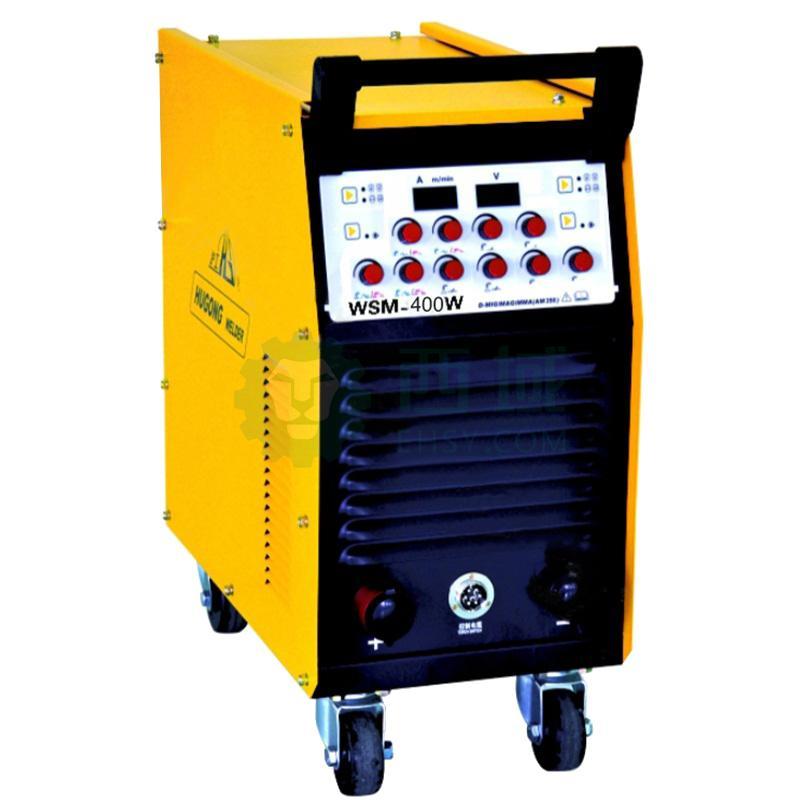 沪工igbt逆变式脉冲直流氩弧焊,wsm-400w,氩弧焊/手工焊两用