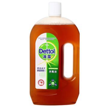 滴露消毒液, 1.15L    单位:瓶