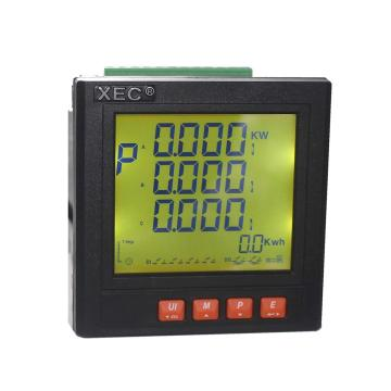 厦门能控 多功能仪表,XEC3620L-452DI000