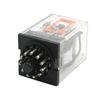 欧姆龙OMRON 功率继电器,MKS3P AC110 BY OMZ/C (老型号停产MK3P-I AC110V)