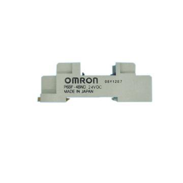 欧姆龙OMRON 固态继电器底座,P6BF-4BND