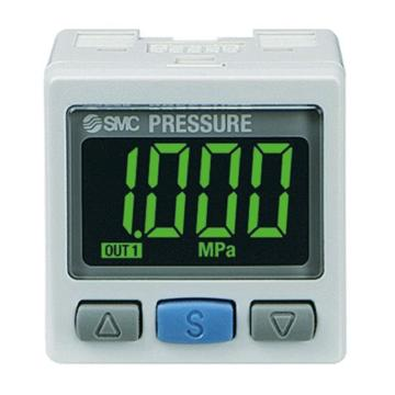 SMC 压力开关,ISE30高精度数字式,ISE30A-01-N-M