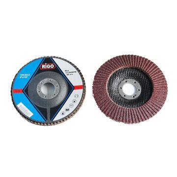 百叶轮,氧化铝 100×16mm 120#,DFA 100 120