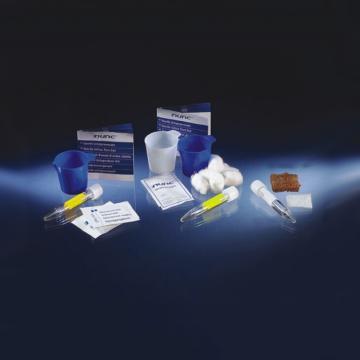 Nunc运输容器及附件,用于10-11ml离心管,透明运输容器内装泡沫材料