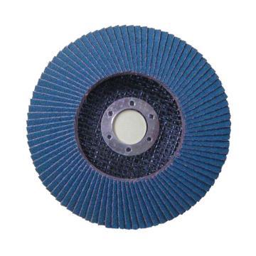百叶轮,锆刚玉 100×16mm 40#,DFZ 100 40