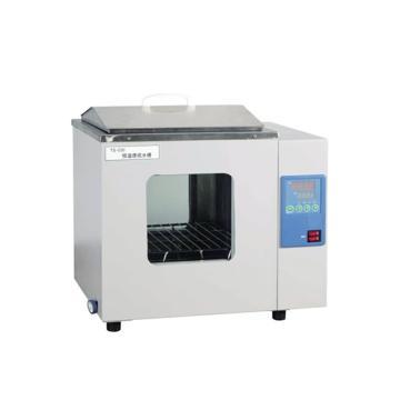 一恒透视循环水槽,TS-030,控温范围:RT+5~70℃,容积:27L