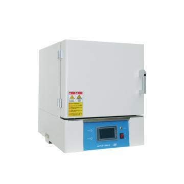 箱式电阻炉,一恒,可程式,陶瓷纤维炉膛,BSX2-2.5-12TP,炉膛尺寸:120x200x80mm