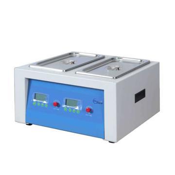 一恒恒温水槽与水浴锅,BWS-0505,两用型,控温范围:RT+5~99℃