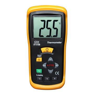 测温仪,华盛昌 专业型接触式测温仪,DT-610B