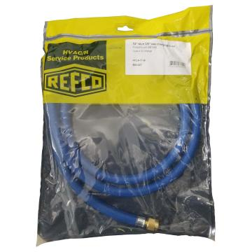 REFCO充气管(蓝色) HCL6-72-B 产品代码9881307