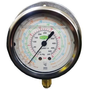 REFCO带油压力表 ++MR-306-DS-MULTI-35BAR++ 产品代码4664456