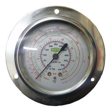 REFCO 带油压力表 ++MR-205-DS-CLIM++ 产品代码4677745