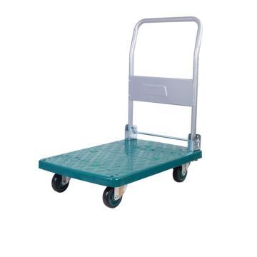 连卡德 环保型多功能平板手推车,可折叠把手 载重(kg):300,LH300P-DX