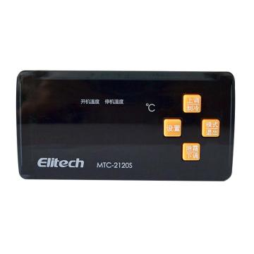 精创 单传温控器,MTC-2120S,压缩机+定时化霜,50只/箱