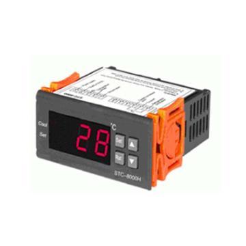 单传温控器,精创,STC-8080H,压缩机+定时化霜,延时可调,60只/箱