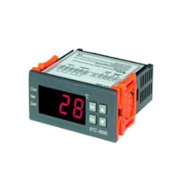 单传温控器,精创,STC-8090,压缩机+定时化霜,延时可调,60只/箱