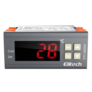 高温库温控器,STC-8000H,制冷+报警,自然化霜,60只/箱