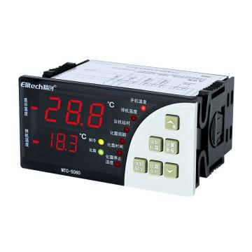 精创 双传温控器,MTC-6000,压缩机+冷风机+化霜+报警,50只/箱