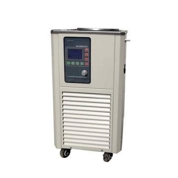 低温(恒温)搅拌反应浴,DHJK-1005,容积:5L,温度范围:-10~99℃