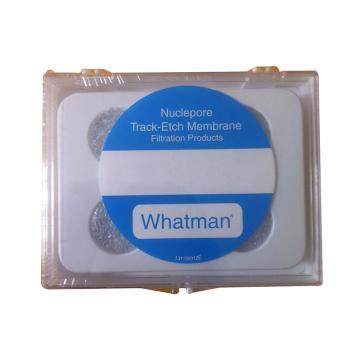 Whatman Nuclepore聚碳酸酯膜,47MM/0.08uM,100/PK