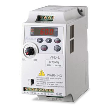 台达/Delta VFD004L21A变频器