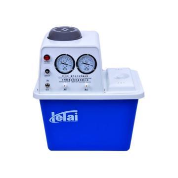 科泰 循环水式多用真空泵,不锈钢泵头,双表双抽头,SHK-III