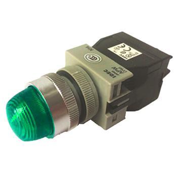 和泉 绿色指示灯30V(非常规电压),APW233-G