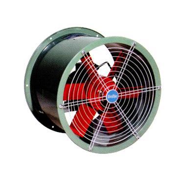 洲洲 SFG型耐高温防油防潮轴流通风机(管道式),SFG5-4,0.75KW/380V,全压200Pa