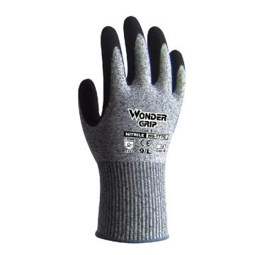 多给力 WG-777C-M Cut3防切割手套,三级,12双/打