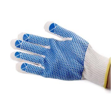 霍尼韦尔Honeywell 2级防割手套,2233025CN-08,尼龙点塑防割手套,10副/包
