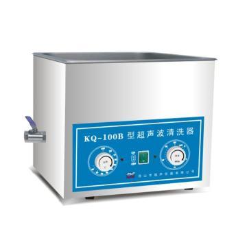 超声波清洗器,台式,KQ-100B,超声频率:40KHz