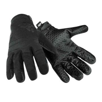 赛立特 4041-8 HEX系列,手掌点塑防穿刺战术手套-公安部认证