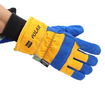 霍尼韦尔Honeywell 防寒手套,70/6465NK,North Polar皮质手掌