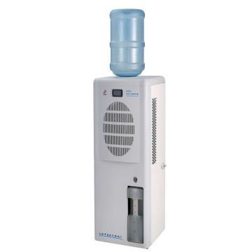 风冷式不锈钢电热蒸馏水器,7升/时,手动转换,申安,FDZ-7A