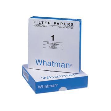 Whatman定性滤纸,标准级,GR,1,4.7CM,100/PK