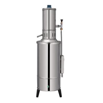 蒸馏水器,不锈钢电热,YA.ZD-20,出水量:20L/小时,申安,YA.ZD-20