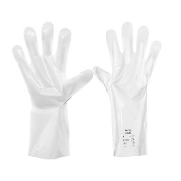 安思尔Ansell 复合膜防化手套,2-100-9,Barrier™五层平膜叠压式