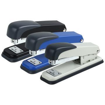 齊心 耐用訂書機,B3083 12#金屬機 顏色隨機 單位:個