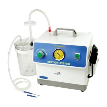 生物废液抽取系统,BV240,真空度:-700mmHg;流速:40L/min;标配PC材质2000ml废液瓶、单道吸液头、碟形阻水过滤器、连接软管、脚踏开关
