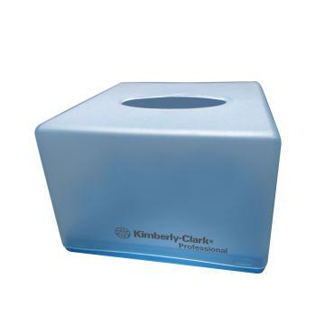 金佰利 Profesional*幻彩抽取式餐巾纸盒, Profesional*幻彩蓝色