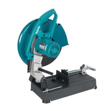 牧田makita 型材切割机,适合355mm砂轮 2200W,LW1401