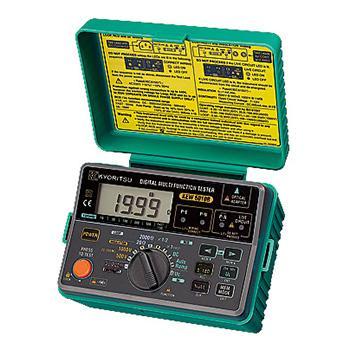 克列茨/KYORITSU 多功能测试仪,导通/绝缘/回路电阻/RCD/接触电压/电压测试,6010B
